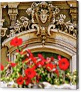 Palace Of Queluz Portugal Acrylic Print