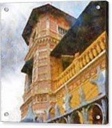 Palace Of The Iturriza Acrylic Print