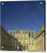 Palace Of Versailles Acrylic Print