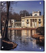 Palace On The Water  Acrylic Print