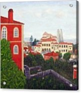Palace - Sintra Acrylic Print