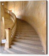 Palace Staircase Acrylic Print