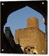 Palace Through The Arch Acrylic Print