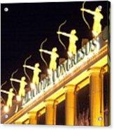 Palacio De Congresos Acrylic Print
