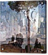 Palatine Hill Acrylic Print