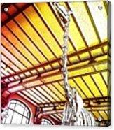 Paleo Neck Acrylic Print