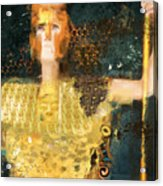 Pallas Athena Acrylic Print