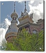 Palm Of The Dome Acrylic Print