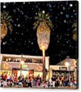 Palm Springs Holiday Parade 2015 Acrylic Print