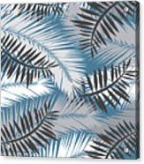 Palm Trees 10 Acrylic Print