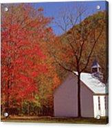 Palmer Chapel Acrylic Print