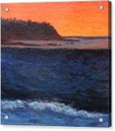 Palos Verdes Sunset Acrylic Print