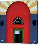 Palouse Door Acrylic Print