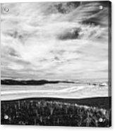 Palouse Field Ir 1034 Acrylic Print