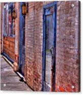 Palouse Wall Acrylic Print