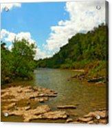 Paluxy River Acrylic Print