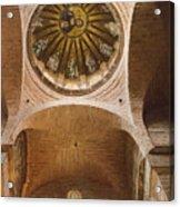 Pammakaristos Church Interior Acrylic Print