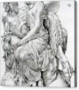 Pan Comforting Psyche Acrylic Print
