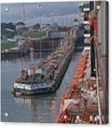 Panama Canal Acrylic Print