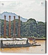 Panama048 Acrylic Print