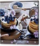 Pancake Acrylic Print