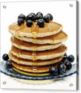 Pancakes Acrylic Print