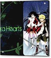 Pandora Hearts Acrylic Print