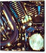 Panel II from Mechanism Acrylic Print
