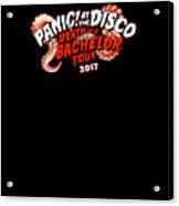 Panic At The Disco Acrylic Print