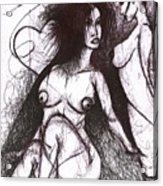 Panis Evil Acrylic Print