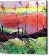 Panoramic Ensemble Acrylic Print