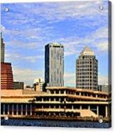 Panoramic Tampa Acrylic Print