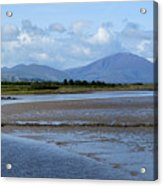 Panoramic View Blennerville Acrylic Print