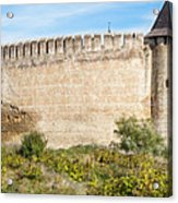 Medieval Ukrainian Fortress Acrylic Print