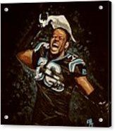 Panthers Acrylic Print