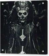 Papa Emeritus II Acrylic Print
