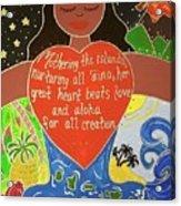Papahanaumoku Acrylic Print