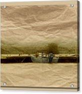 Papper Art 0001 Acrylic Print