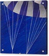 Para-shooting Star Acrylic Print by Kerri Ertman