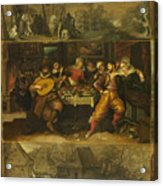 Parable Of The Prodigal Son Acrylic Print