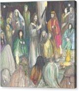 Parables Acrylic Print