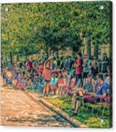 Parade #6 Acrylic Print