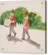 Parade Acrylic Print