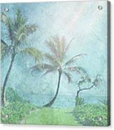 Paradise Found II Acrylic Print