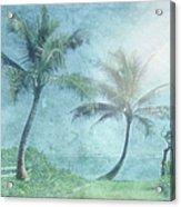 Paradise Found Acrylic Print