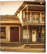 Paramount Ranch Agoura Hotel - Panorama Acrylic Print