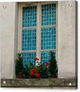 Paris - Window Acrylic Print