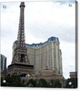 Paris Hotel Acrylic Print