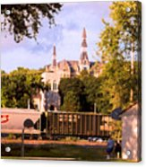Park University Acrylic Print