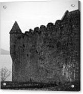 Parkes Castle County Leitrim Ireland Acrylic Print